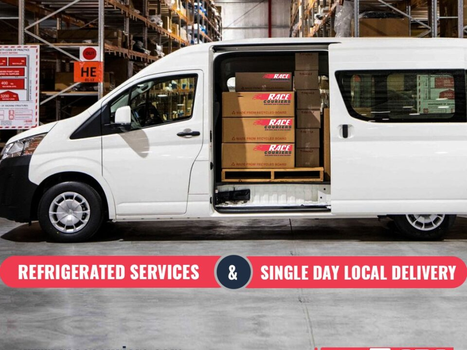 Refrigerated Courier Deliveries